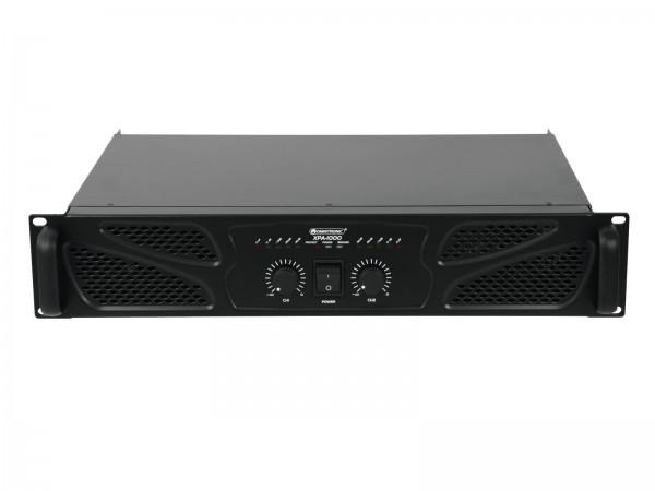 OMNITRONIC XPA-1000 Endstufe // OMNITRONIC XPA-1000 Amplifier1