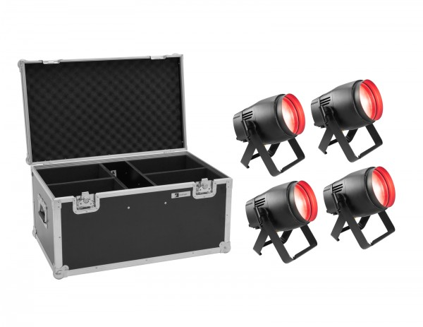 EUROLITE Set 4x LED IP Tourlight 120 QCL + Case // EUROLITE Set 4x LED IP Tourlight 120 QCL + Case1